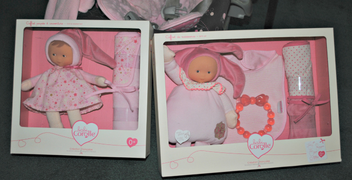 Babi Corolle Dolls - Perfect for first baby's Christmas gift ideas