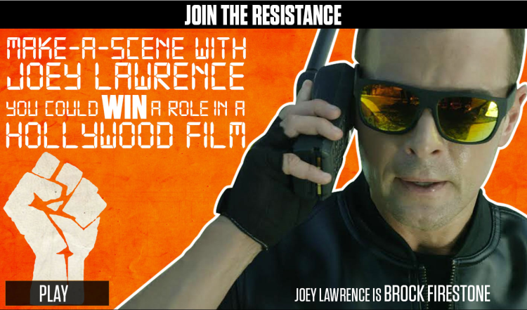 Resistance - Memorex video contest