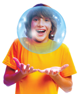 GloWubble Bubble Ball Review