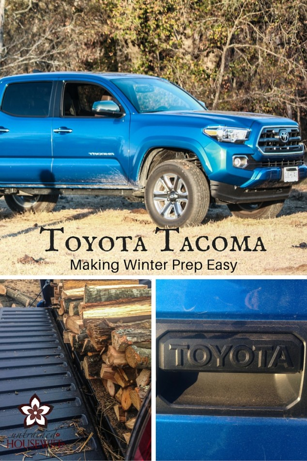 Toyota Tacoma - Review and gift card Giveaway