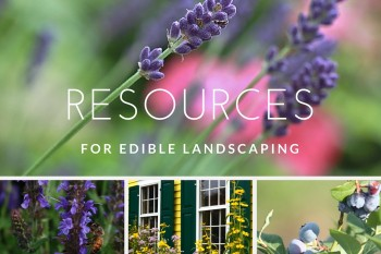 Resources for Edible Landscaping
