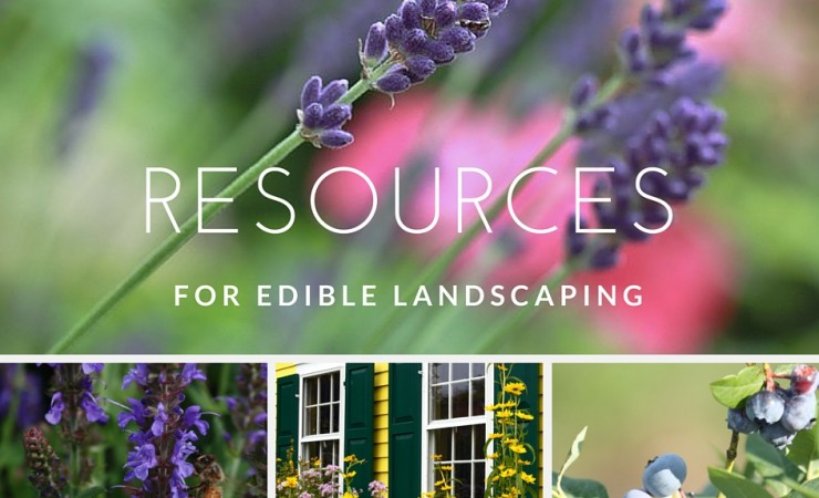 Edible Landscaping Resources