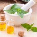 Natural cleaning solutions with essential oilsNatural cleaning solutions with essential oils