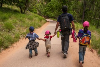 The Importance of Outdoor Time for Kids