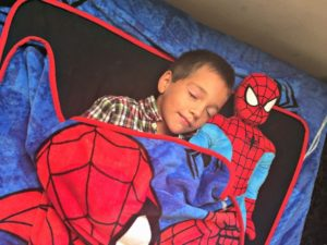 spider-man-zippysack - a huge winner for my kiddos!