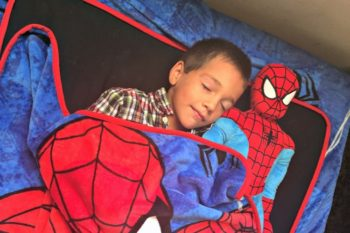 Jay Franco's Spider-Man Zippysack is Every Boy's Dream.