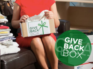 Teach the Power of Giving With #GiveBackBox