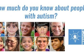Help Us #LightItUpBlue for Autism Awareness
