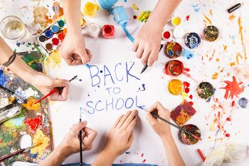 When Back-To-School Spells Stress For Parents & Children