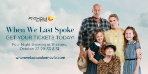 When We Last Spoke - Family Friendly Movie Review