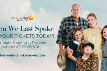 When We Last Spoke - Family Friendly Movie Review